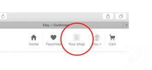 Etsy, satış, yapmak